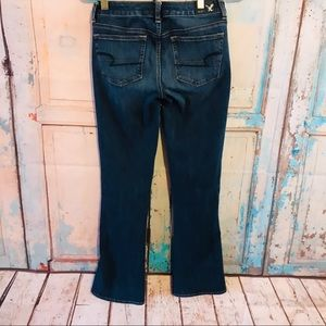 American Eagle Outfitters Jeans - American Eagle Size 4 Jeans Skinny Kick Dark Wash